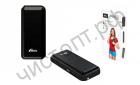Моб. заряд. устрой. портат. аккум. RITMIX RPB-10001L, черный, 10000 мАч, литий-ионный . заряд ~ 7-8 ч. Индикатор заряда, фонарик. Вход: 1 x Micro-USB. Выход: 2 х USB.