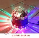Лампа LED Sun Мagic ball Light, RGB lasers, датчик звука
