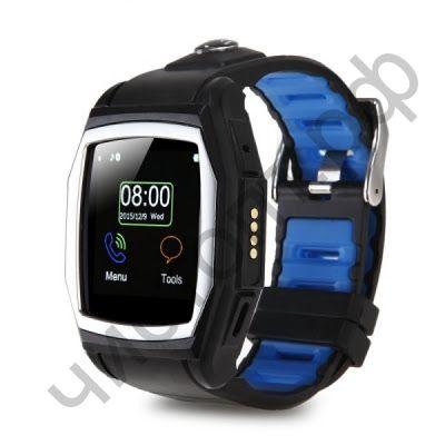 Smart часы (умные часы ) WD-08 удароуст. IP57 ( GSM SIM, microSD ) телефон, монитор сердеч ритма, GPS, Bluetooth Андроид Айфон музыка камера фото видео голос. связь телеф.номер смс барометр шагомер датчик сна альтиметр приложения