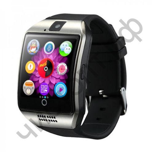 Smart часы (умные часы ) WD-13 Серебро ( GSM SIM, microSD ) телефон, GPS, Bluetooth Андроид музыка камера фото видео голос. связь телеф.номер смс шагомер датчик сна  приложения